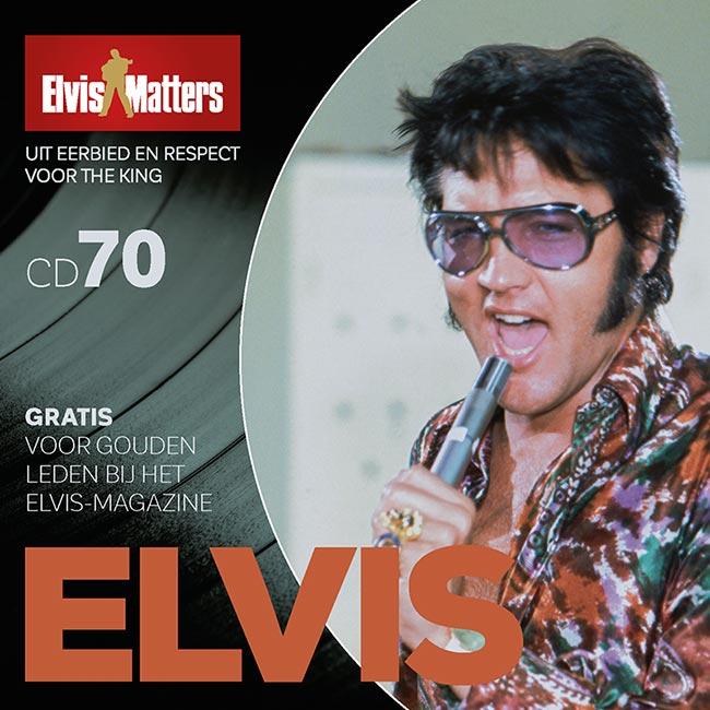 cd-persen Elvis