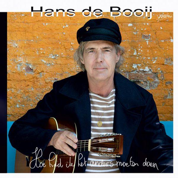 cd-productie Hans de Booij